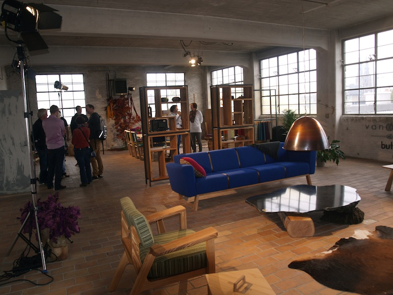 VanDen Collection presented at Dutch Design Week 2012