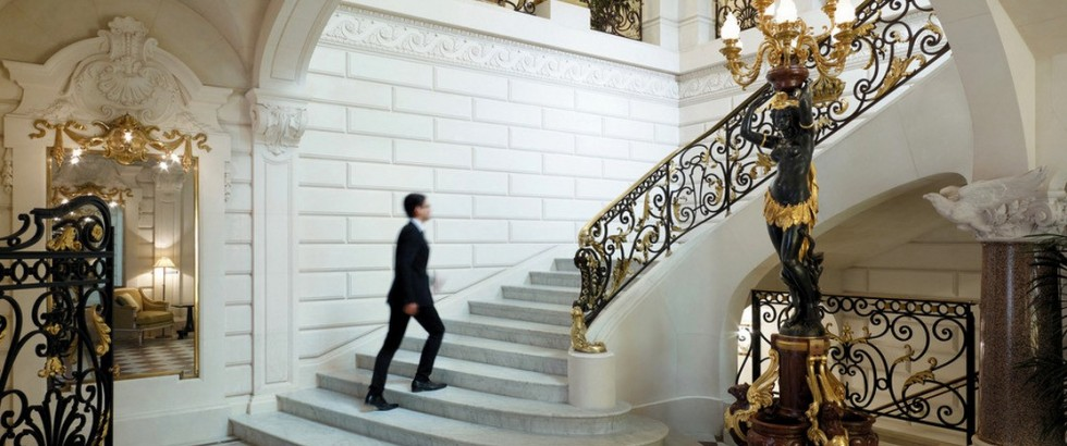 Luxury Stairwell