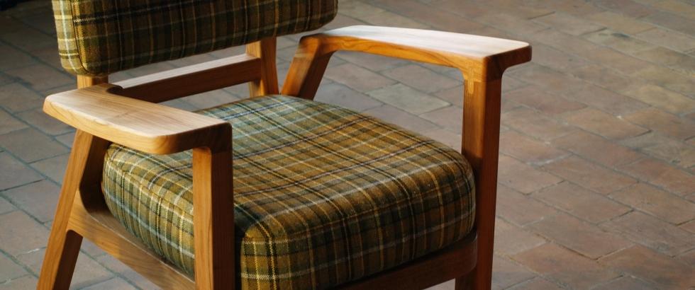 Bron armchair by VanDen