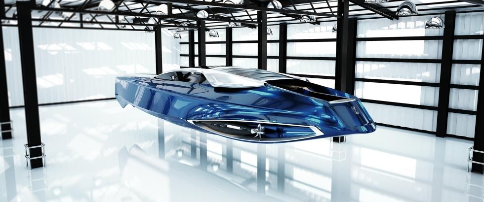Wonderful Rolls Royce Super Yacht