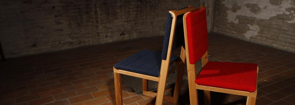Mak dining chair by VanDen