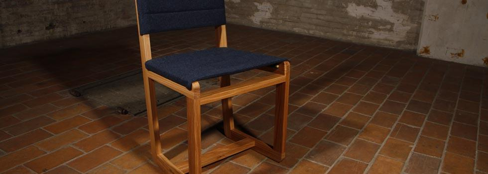 Mak dining chair by VanDen