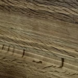 Smoked oak in hardwax oil