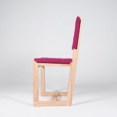 Mak dining chair by VanDen Collection